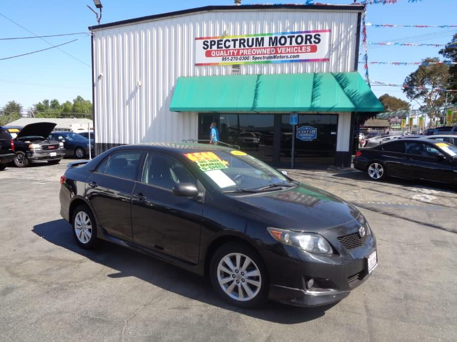 Used 2009 Toyota Corolla in Corona, California | Spectrum Motors. Corona, California