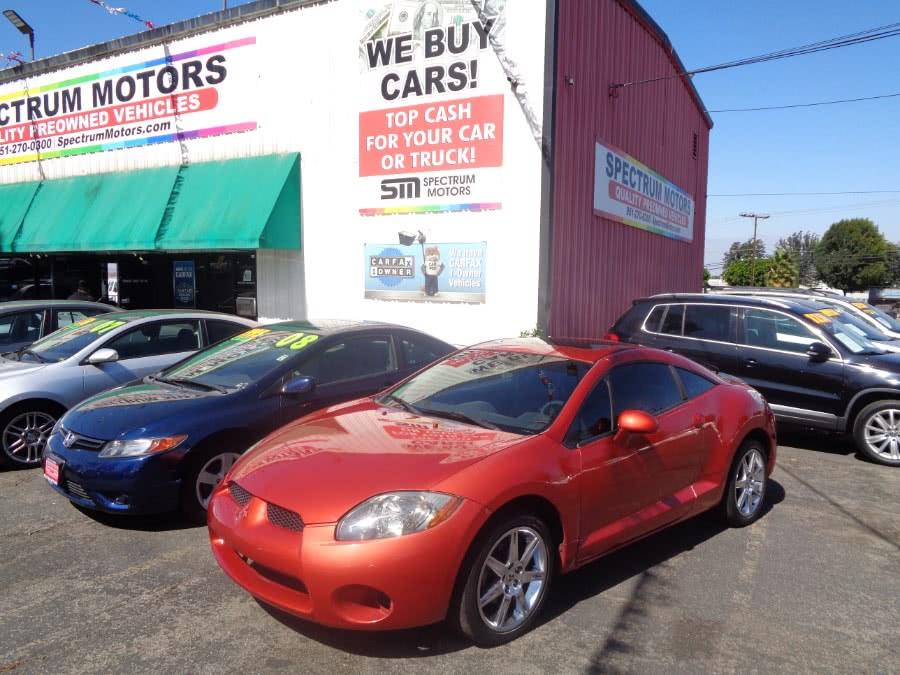 Used 2007 Mitsubishi Eclipse in Corona, California | Spectrum Motors. Corona, California