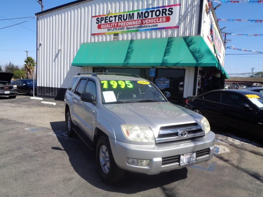 Used 2005 Toyota 4Runner in Corona, California | Spectrum Motors. Corona, California