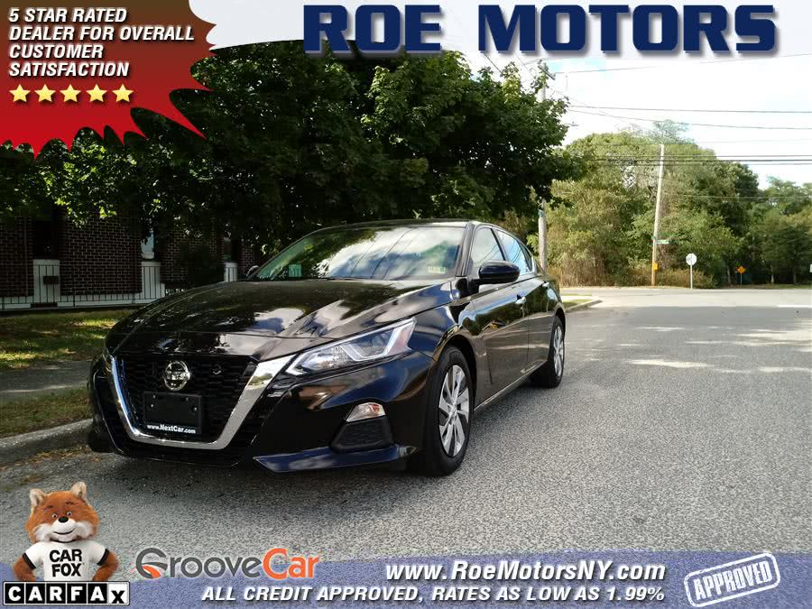 Used 2019 Nissan Altima in Shirley, New York | Roe Motors Ltd. Shirley, New York