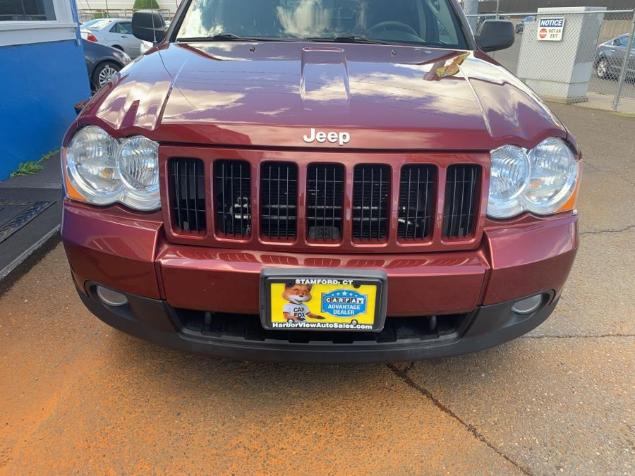 Used Jeep Grand Cherokee 4WD 4dr Laredo 2008 | Harbor View Auto Sales LLC. Stamford, Connecticut