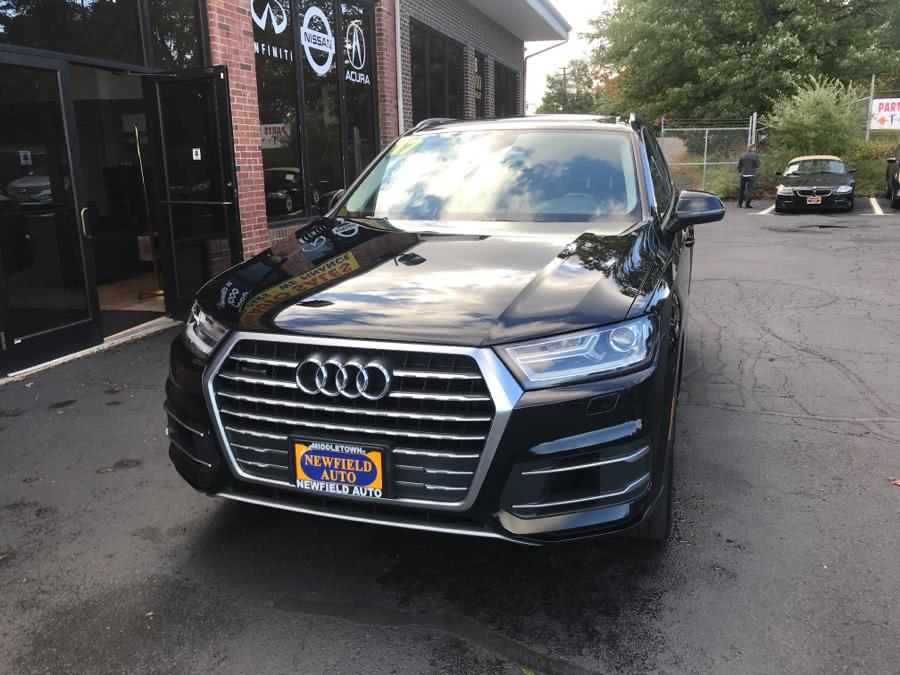 Used 2017 Audi Q7 in Middletown, Connecticut | Newfield Auto Sales. Middletown, Connecticut