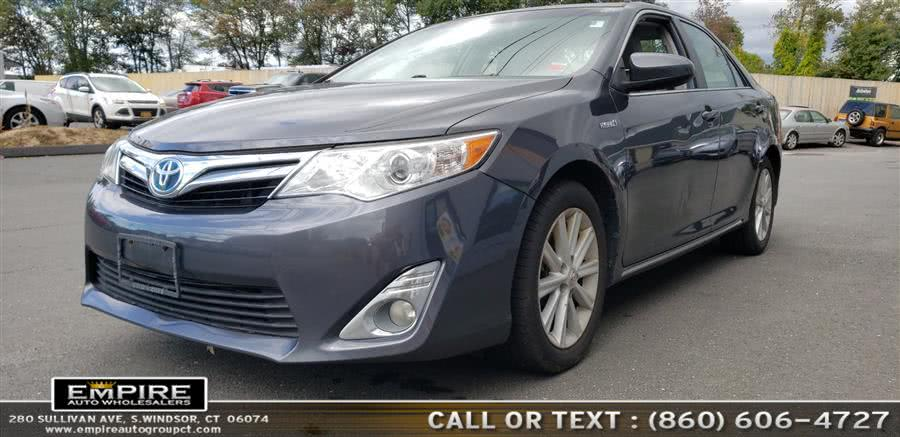 Used Toyota Camry Hybrid XLE 2012 | Empire Auto Wholesalers. S.Windsor, Connecticut