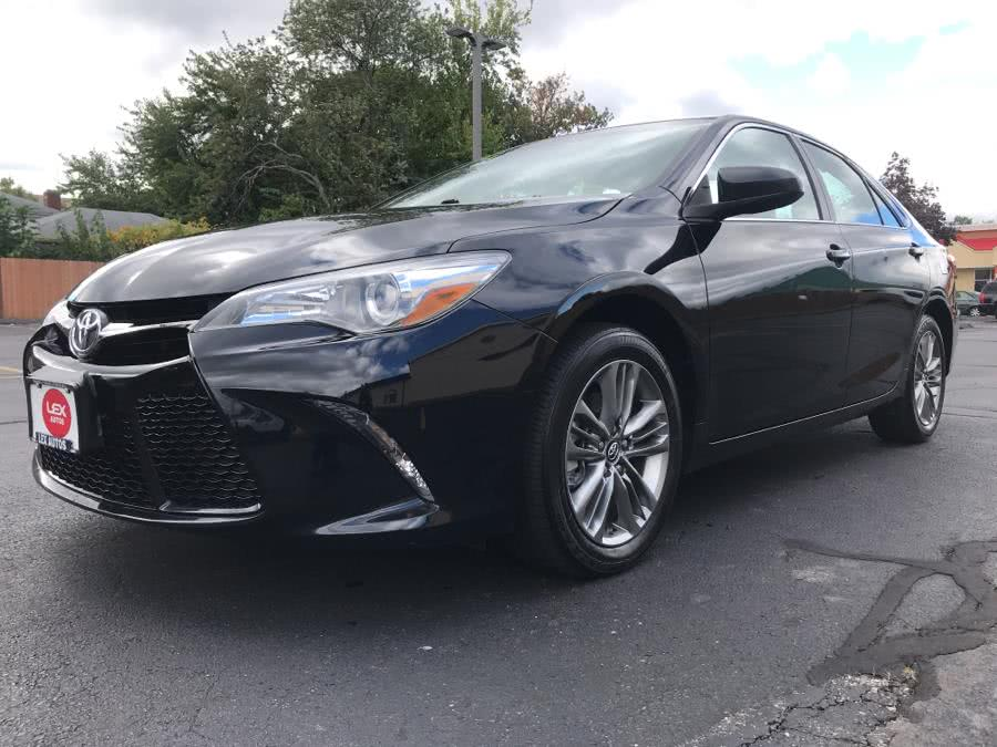 Used 2016 Toyota Camry in Hartford, Connecticut | Lex Autos LLC. Hartford, Connecticut