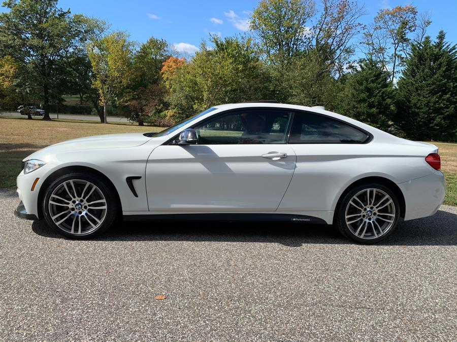 2017 BMW 4 Series 430i xDrive Coupe SULEV, available for sale in Franklin Square, New York | Luxury Motor Club. Franklin Square, New York