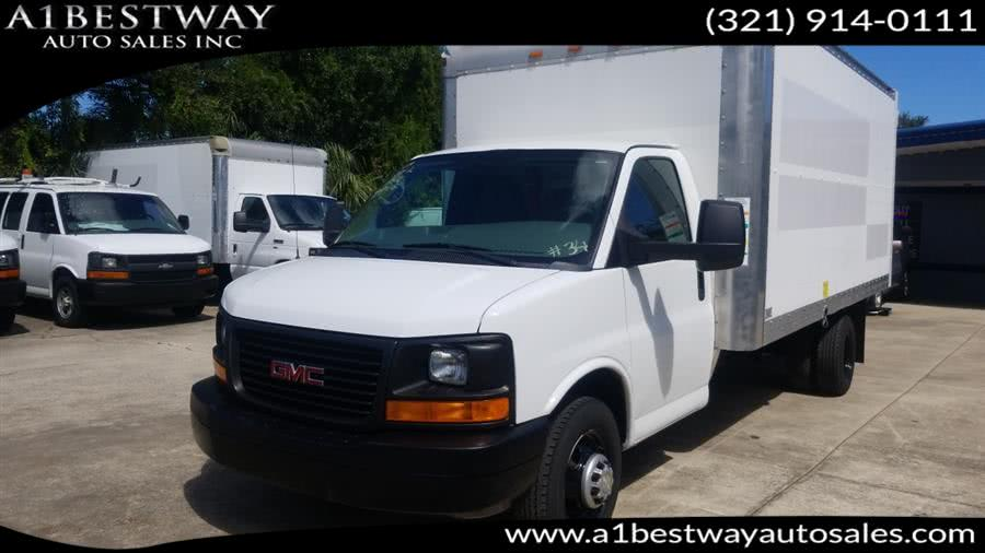 Used 2012 GMC PARCEL G3500 in Melbourne , Florida | A1 Bestway Auto Sales Inc.. Melbourne , Florida