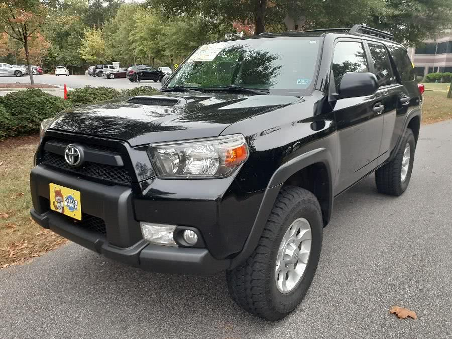 2010 Toyota 4Runner 4WD 4dr V6 Trail (Natl), available for sale in Virginia Beach, Virginia | CXB Auto Sales. Virginia Beach, Virginia