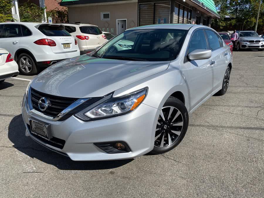 Used 2018 Nissan Altima in Hillside, New Jersey | M Sport Motor Car. Hillside, New Jersey