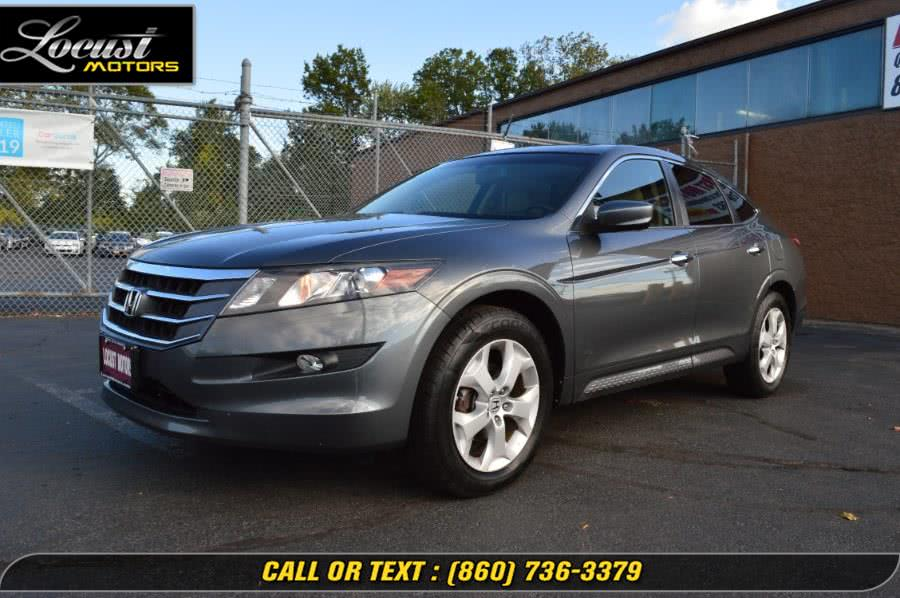 Used 2012 Honda Crosstour in Hartford, Connecticut | Locust Motors LLC. Hartford, Connecticut