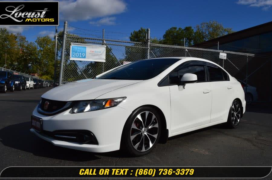 Used 2013 Honda Civic Sdn in Hartford, Connecticut | Locust Motors LLC. Hartford, Connecticut