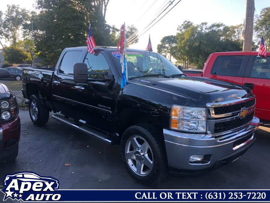 "Used Chevrolet Silverado 2500HD 4WD Crew Cab 153.7"" LT 2014 