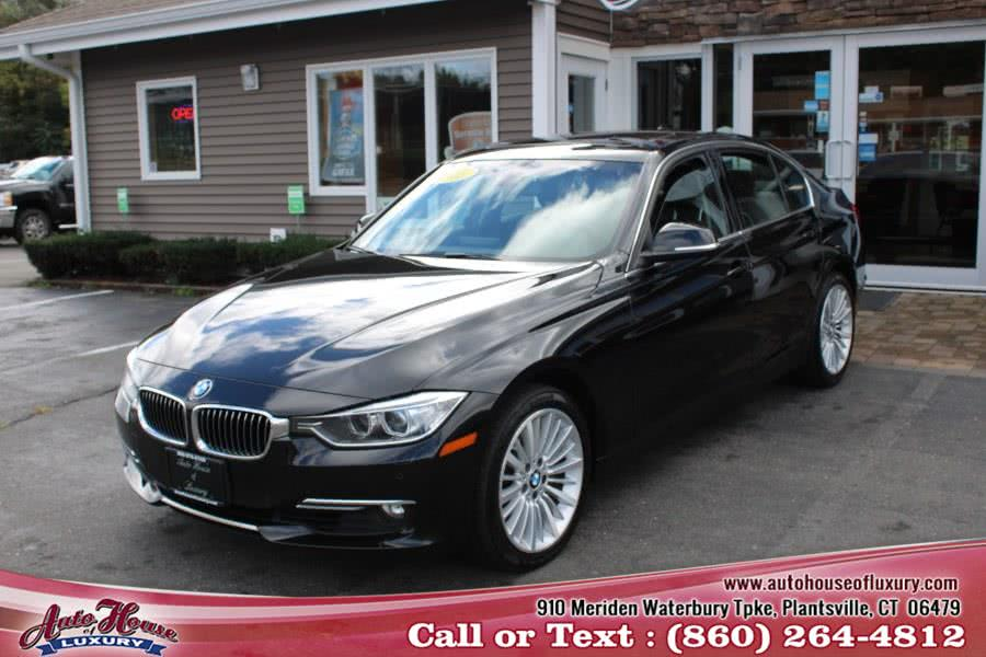 Used 2015 BMW 3 Series in Plantsville, Connecticut | Auto House of Luxury. Plantsville, Connecticut