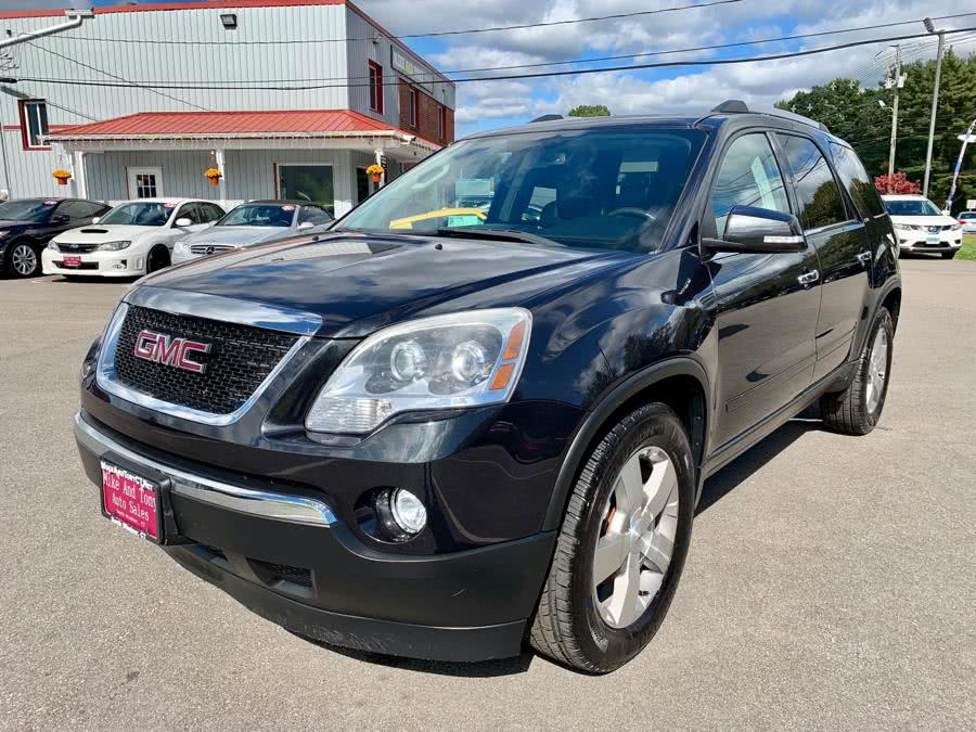 Used 2010 GMC Acadia in South Windsor, Connecticut | Mike And Tony Auto Sales, Inc. South Windsor, Connecticut