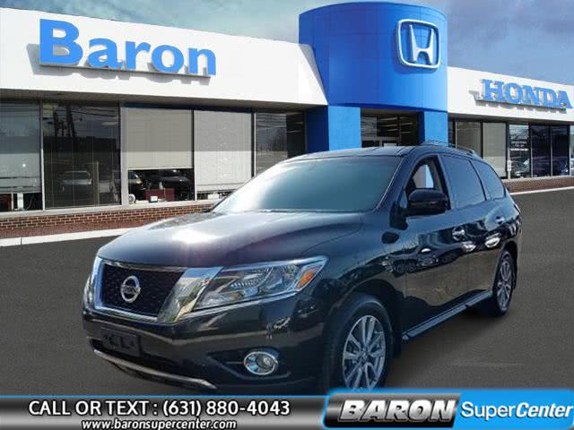 Used 2016 Nissan Pathfinder in Patchogue, New York | Baron Supercenter. Patchogue, New York