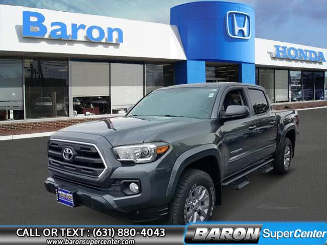 Used 2016 Toyota Tacoma in Patchogue, New York | Baron Supercenter. Patchogue, New York