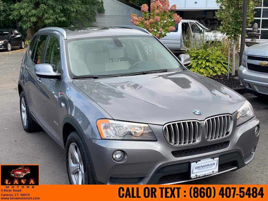 Used 2011 BMW X3 in Canton, Connecticut | Lava Motors. Canton, Connecticut