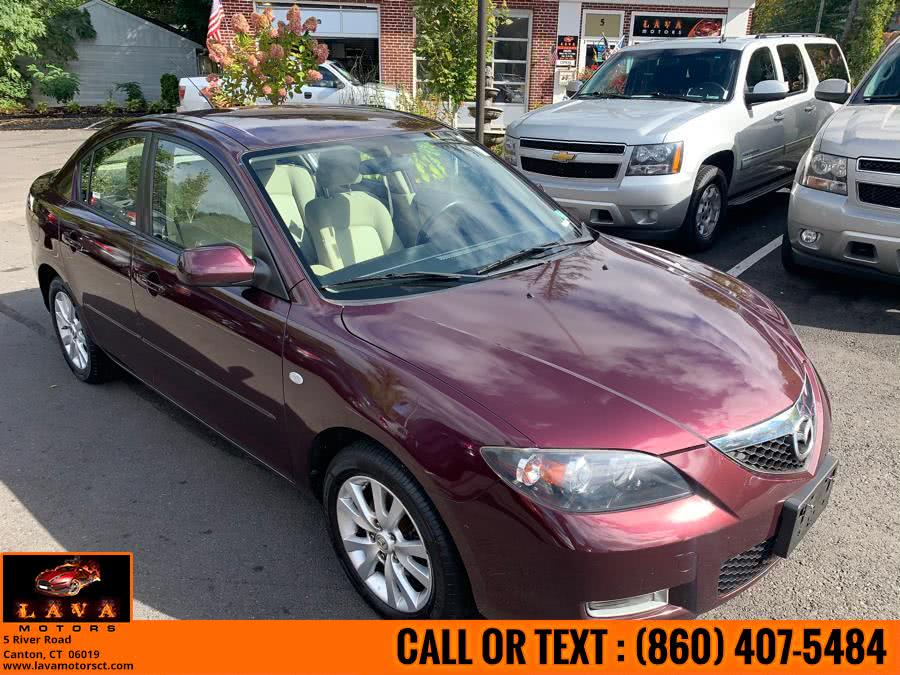 Used 2007 Mazda Mazda3 in Canton, Connecticut | Lava Motors. Canton, Connecticut