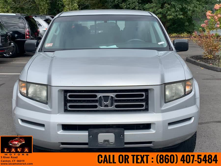 Used 2008 Honda Ridgeline in Canton, Connecticut | Lava Motors. Canton, Connecticut