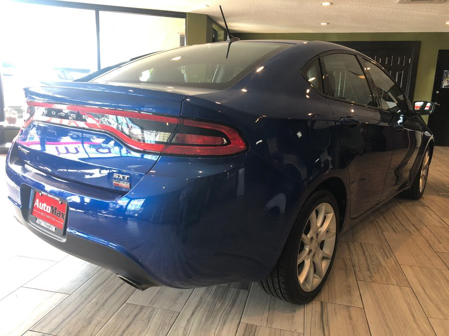 2013 Dodge Dart 4dr Sdn SXT, available for sale in West Hartford, Connecticut | AutoMax. West Hartford, Connecticut
