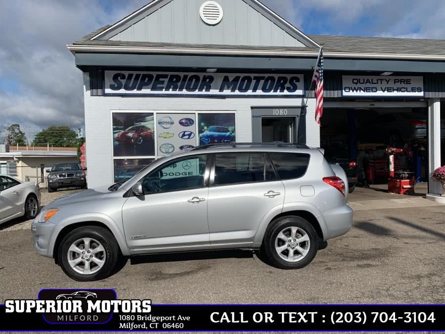 Used 2009 Toyota RAV4 LIMITED in Milford, Connecticut | Superior Motors LLC. Milford, Connecticut