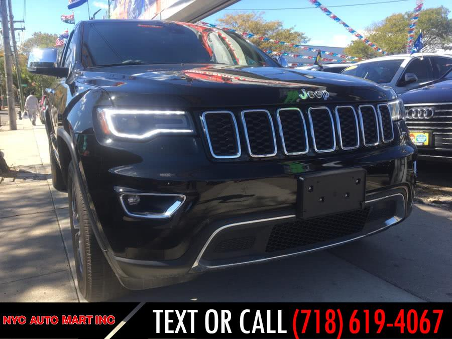 Used Jeep Grand Cherokee Limited 4x2 2017 | NYC Automart Inc. Brooklyn, New York