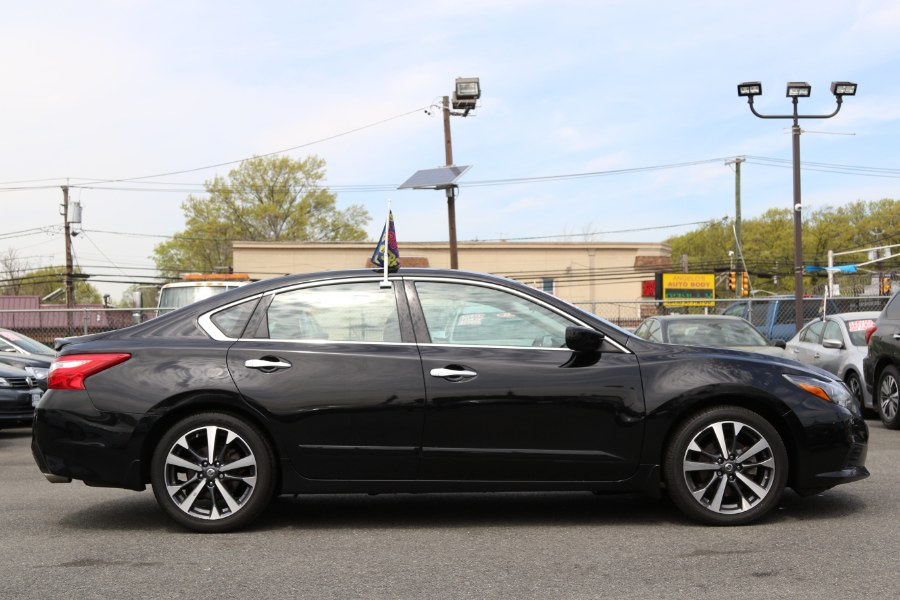 2016 Nissan Altima 4dr Sdn I4 2.5 SL, available for sale in Irvington, New Jersey   NJ Used Cars Center. Irvington, New Jersey