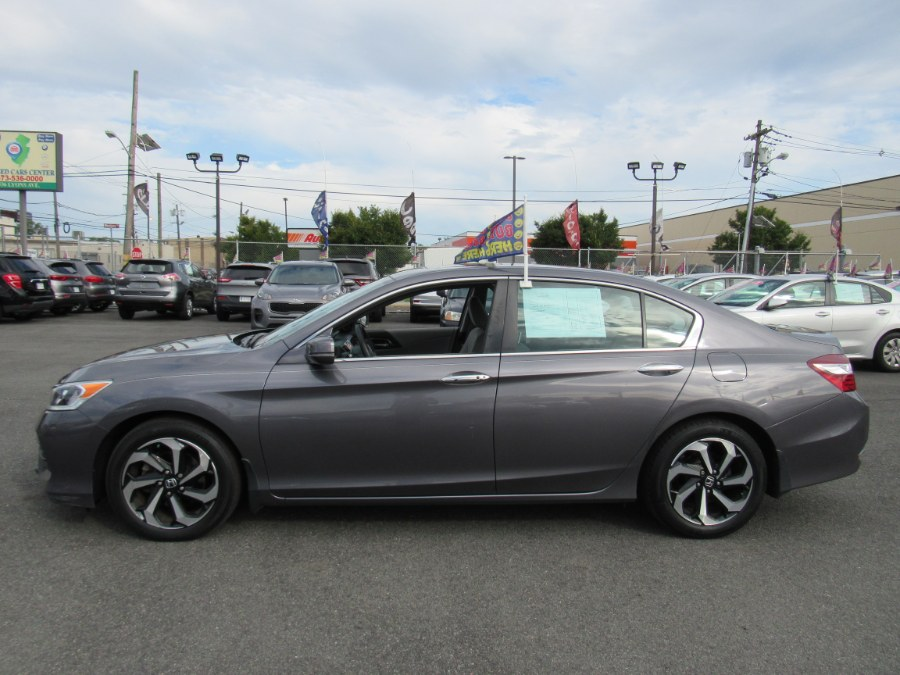 2017 Honda Accord Sport Special Edition 4dr Sedan CVT, available for sale in Irvington, New Jersey | NJ Used Cars Center. Irvington, New Jersey