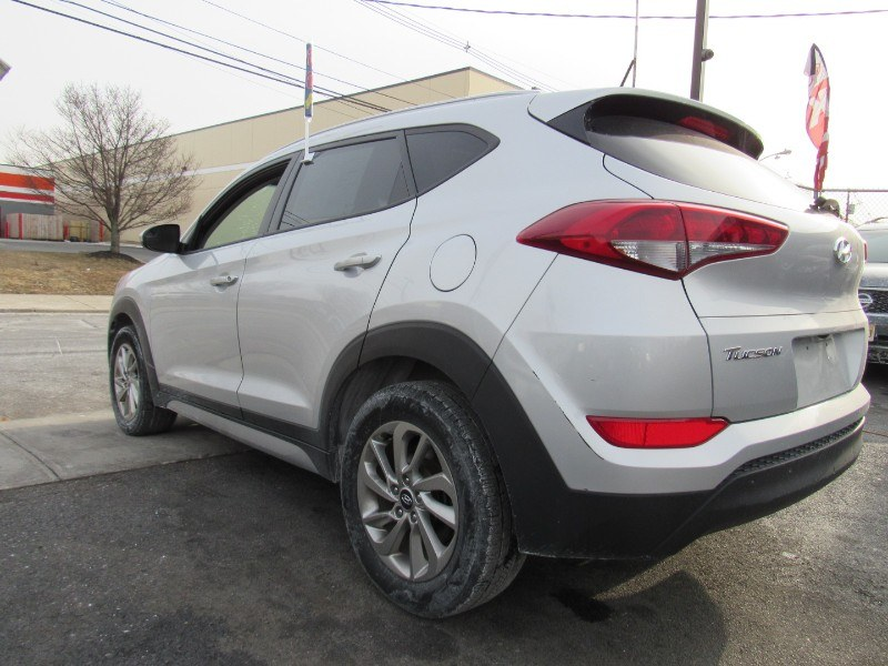 Used Hyundai Tucson SE FWD 2017 | NJ Used Cars Center. Irvington, New Jersey