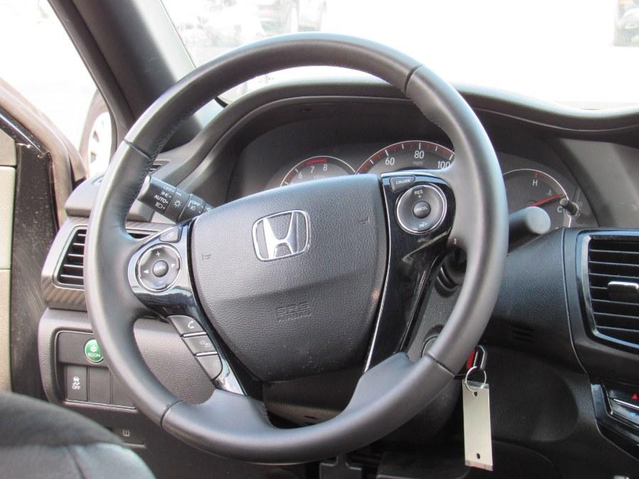 2017 Honda Accord Sedan Sport SE CVT, available for sale in Irvington, New Jersey | NJ Used Cars Center. Irvington, New Jersey