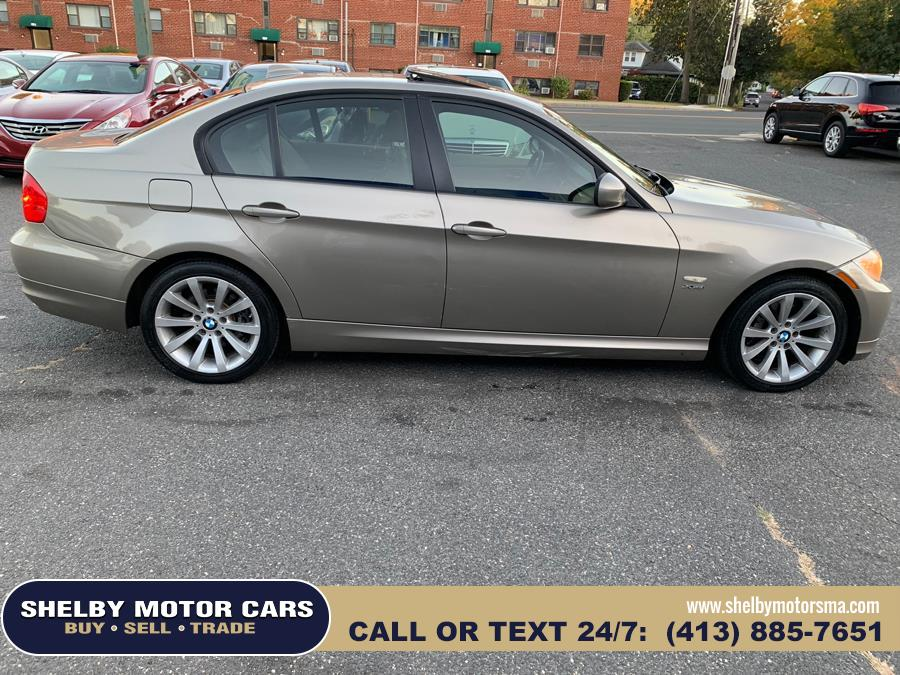 2011 BMW 3 Series 4dr Sdn 328i xDrive AWD, available for sale in Springfield, Massachusetts | Shelby Motor Cars . Springfield, Massachusetts
