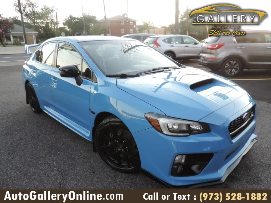 Used 2016 Subaru WRX STI in Lodi, New Jersey | Auto Gallery. Lodi, New Jersey