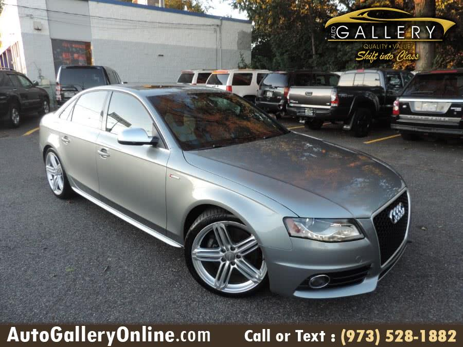 Used 2010 Audi S4 in Lodi, New Jersey | Auto Gallery. Lodi, New Jersey