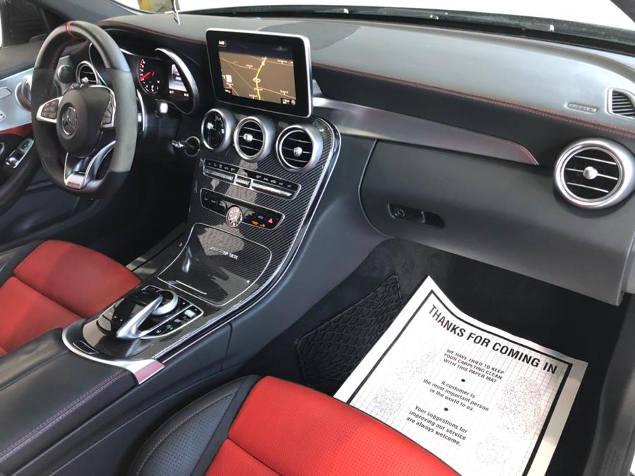 2017 Mercedes-Benz C-Class ///AMG AMG C 63 S Coupe, available for sale in Woodside, New York   52Motors Corp. Woodside, New York