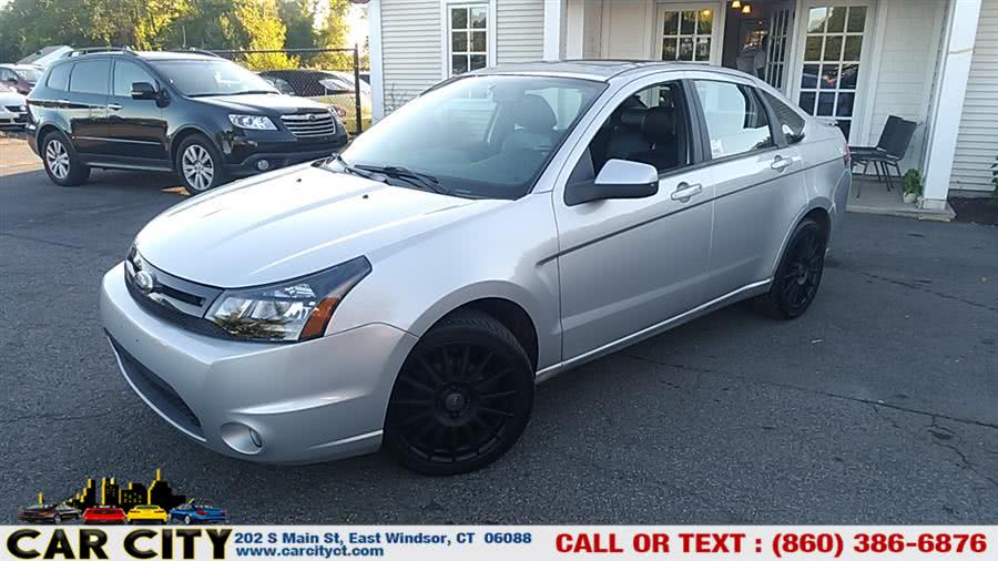 Used 2010 Ford Focus in East Windsor, Connecticut | Car City LLC. East Windsor, Connecticut
