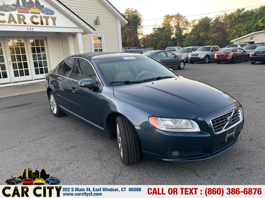 2009 Volvo S80 4dr Sdn I6 FWD, available for sale in East Windsor, Connecticut | Car City LLC. East Windsor, Connecticut