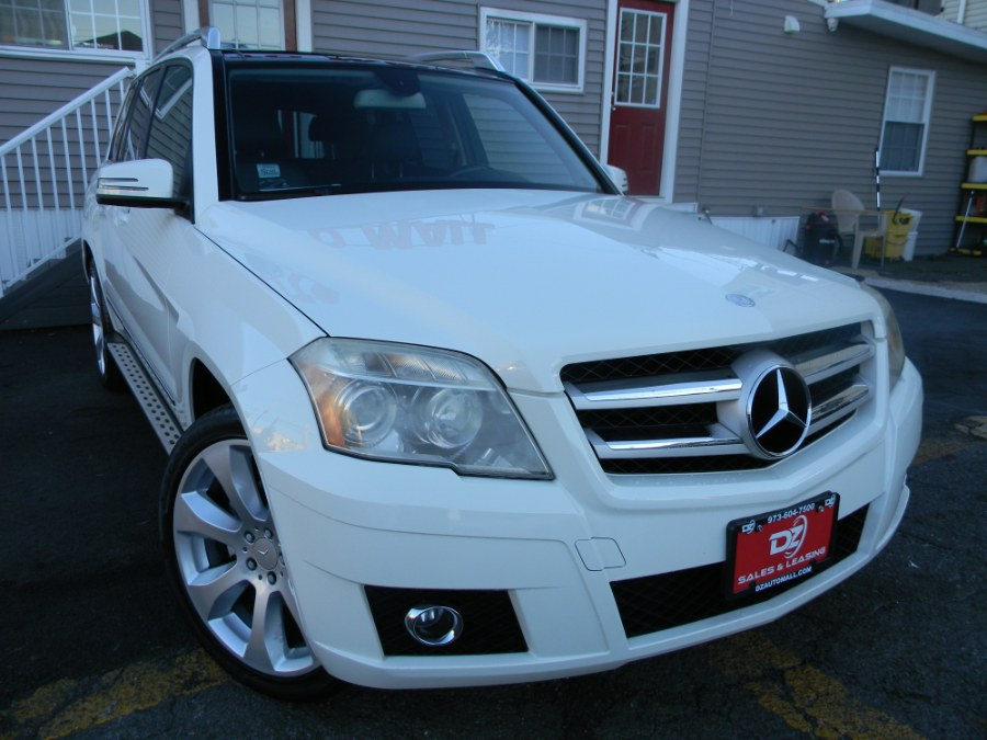 2010 Mercedes-Benz GLK-Class 4MATIC 4dr GLK350, available for sale in Paterson, New Jersey | DZ Automall. Paterson, New Jersey