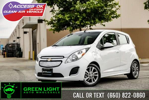 2016 Chevrolet Spark EV LT 2, available for sale in Daly City, California | Green Light Auto Wholesale. Daly City, California