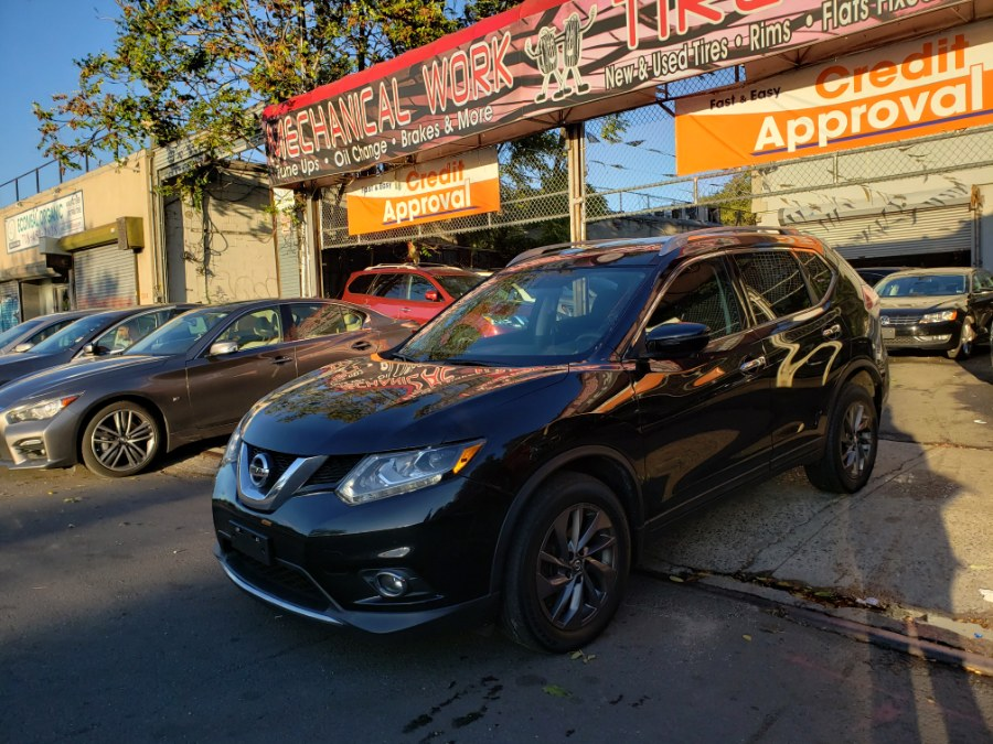 2016 Nissan Rogue AWD 4dr SL, available for sale in Brooklyn, New York | Rubber Bros Auto World. Brooklyn, New York
