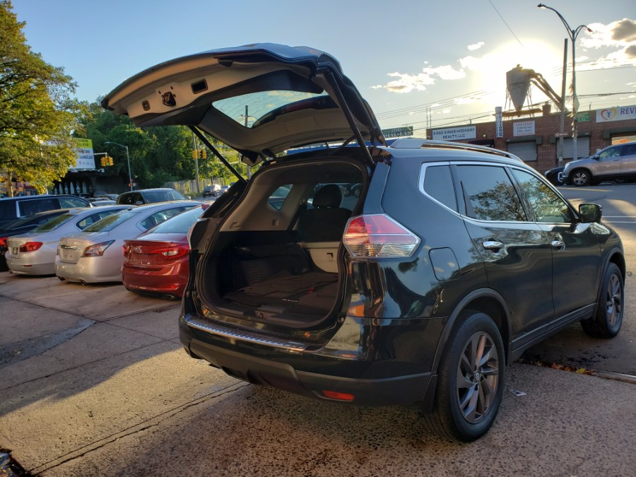 Used Nissan Rogue AWD 4dr SL 2016 | Rubber Bros Auto World. Brooklyn, New York