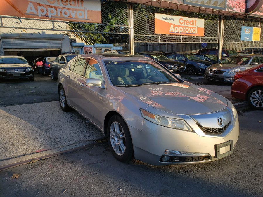 2009 Acura TL 4dr Sdn 2WD Tech, available for sale in Brooklyn, New York | Rubber Bros Auto World. Brooklyn, New York