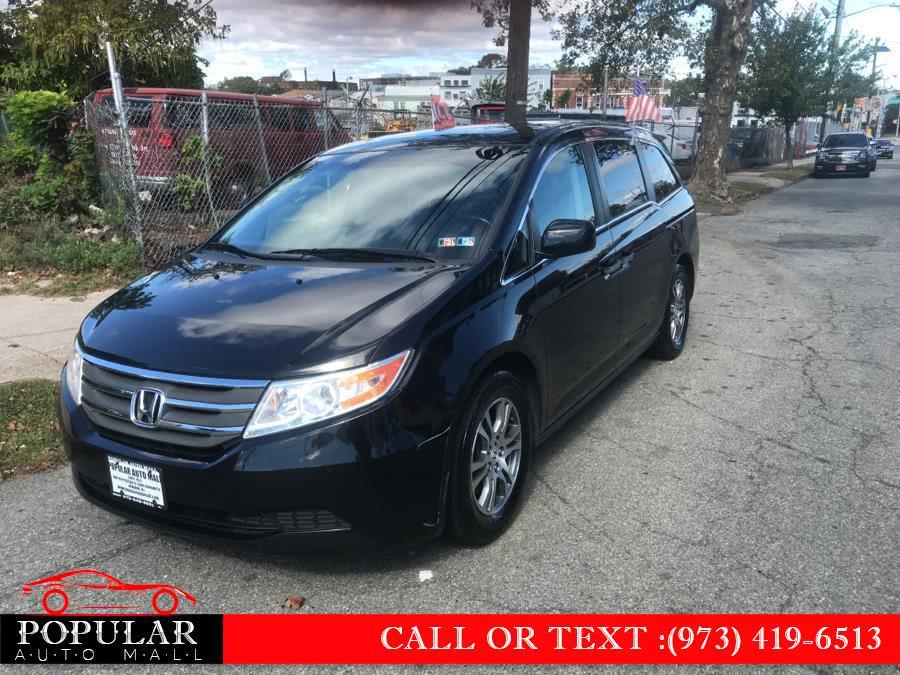 Used 2012 Honda Odyssey in Newark , New Jersey | Popular Auto Mall Inc . Newark , New Jersey