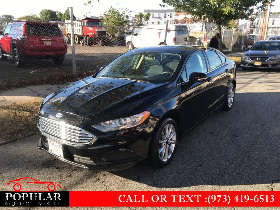 Used 2017 Ford Fusion in Newark , New Jersey | Popular Auto Mall Inc . Newark , New Jersey