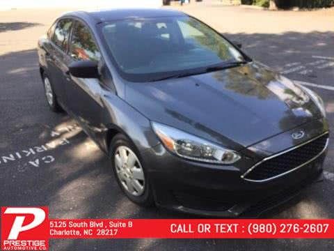 Used 2016 Ford Focus in Charlotte, North Carolina | Prestige Automotive Companies. Charlotte, North Carolina