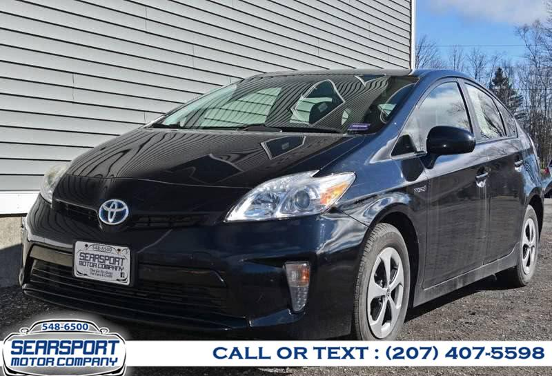 Used 2013 Toyota Prius in Searsport, Maine | Searsport Motor Company. Searsport, Maine