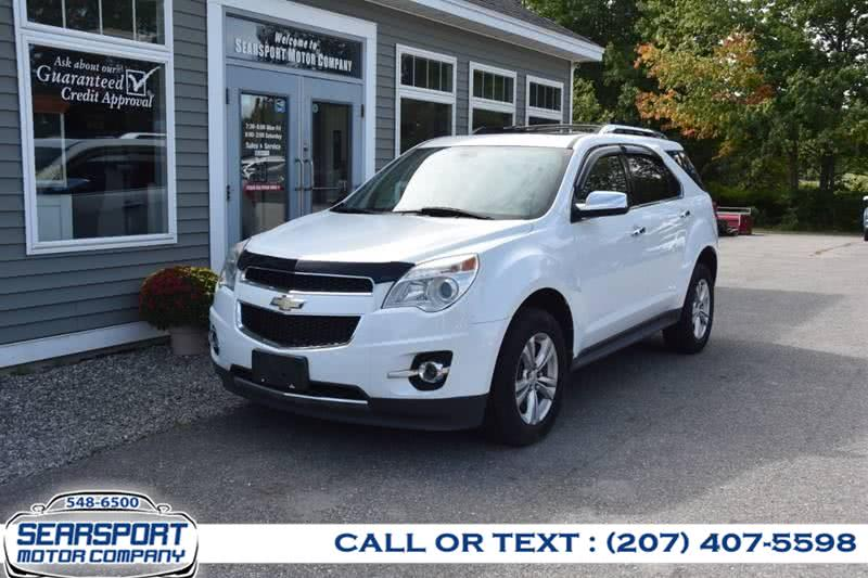 Used 2011 Chevrolet Equinox in Searsport, Maine | Searsport Motor Company. Searsport, Maine