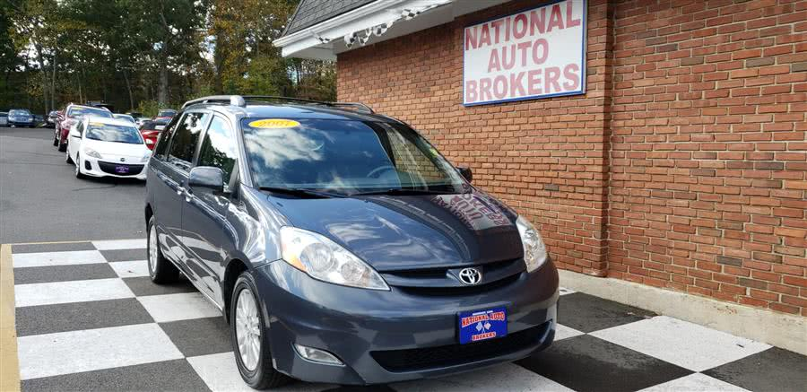 Used Toyota Sienna 5dr 7-Passenger Van XLE AWD 2007 | National Auto Brokers, Inc.. Waterbury, Connecticut