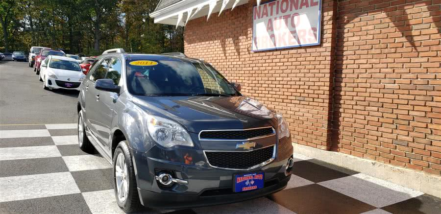 Used Chevrolet Equinox AWD 4dr 2LT 2011 | National Auto Brokers, Inc.. Waterbury, Connecticut
