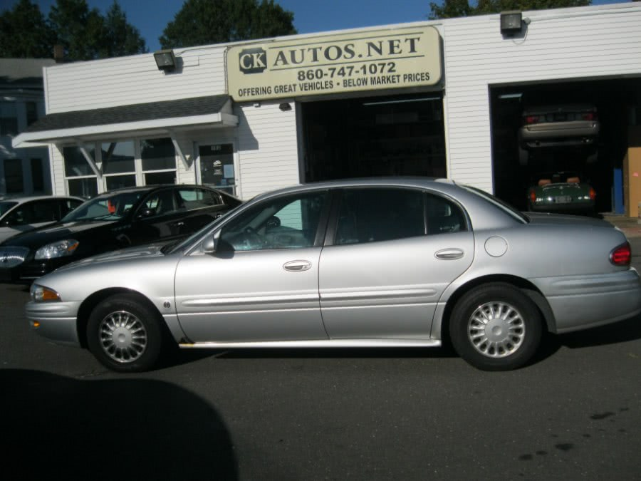 Used 2003 Buick LeSabre in Plainville, Connecticut | CK Autos. Plainville, Connecticut