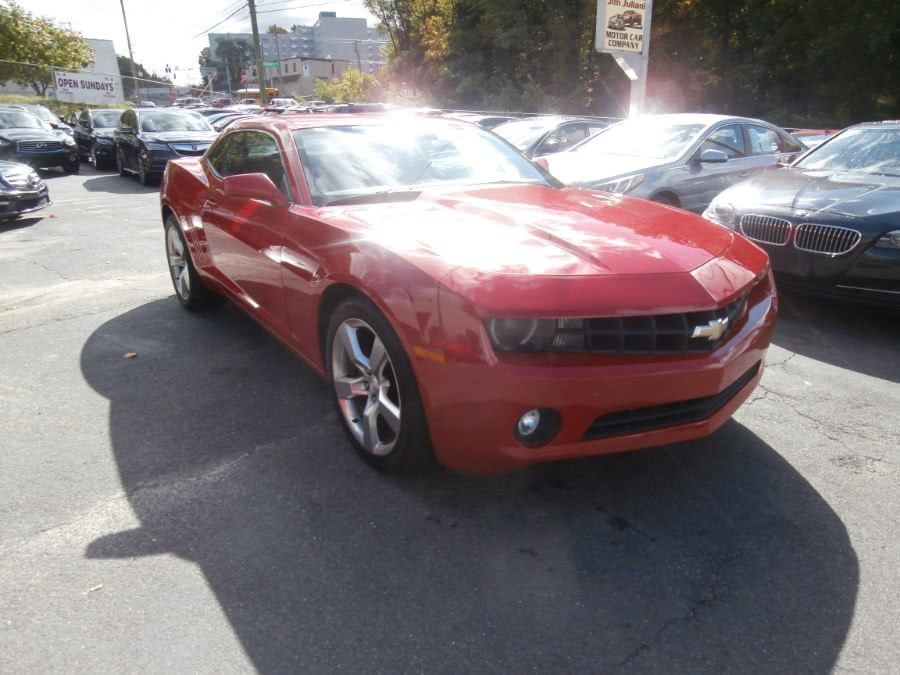 Used 2010 Chevrolet Camaro in Waterbury, Connecticut | Jim Juliani Motors. Waterbury, Connecticut