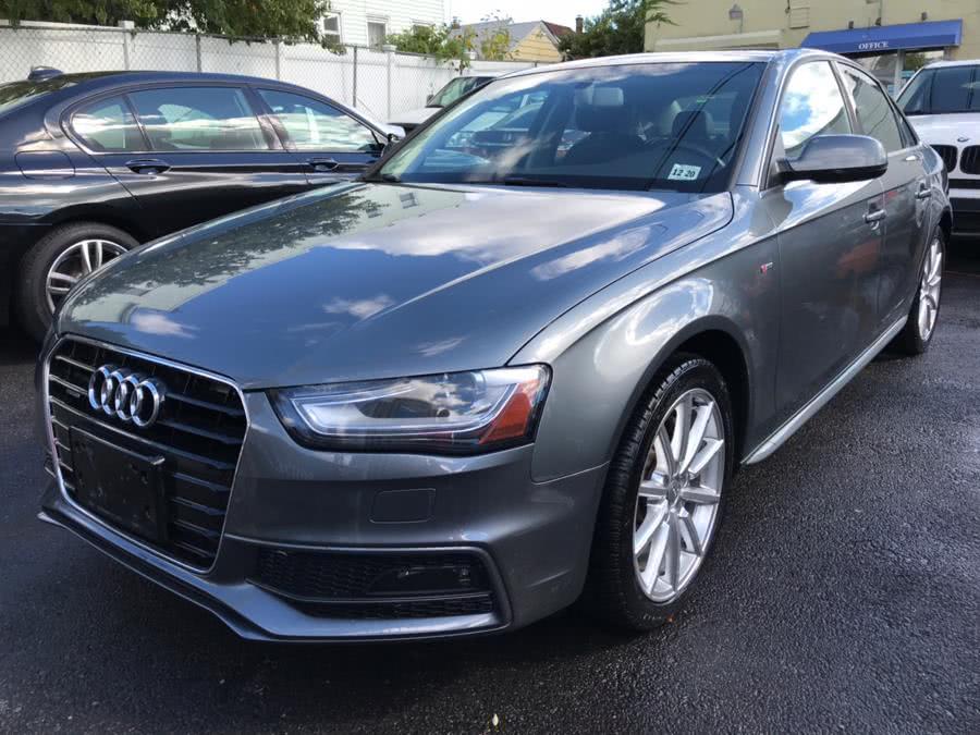 Used 2016 Audi A4 in Jamaica, New York | Sunrise Autoland. Jamaica, New York